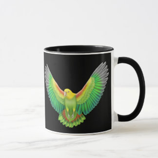 Double Yellow Headed Amazon Mug