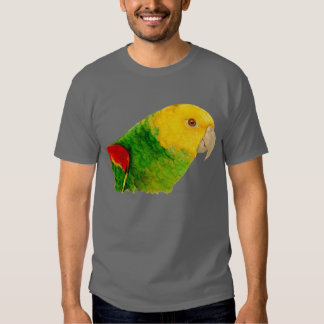 Double Yellow Headed Amazon T Shirt