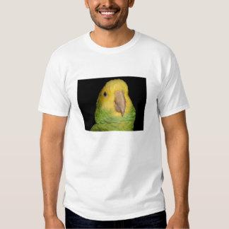 "Double Yellowhead Amazon Parrot ""Goldie"" T Shirt"