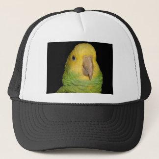 Double Yellowhead Amazon Parrot Trucker Hat