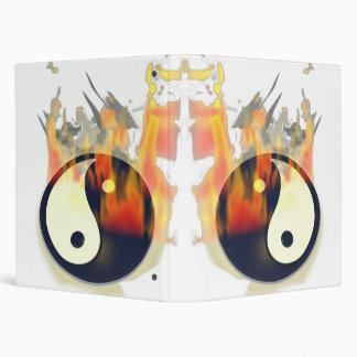 Double Yin Yang Fire Binder