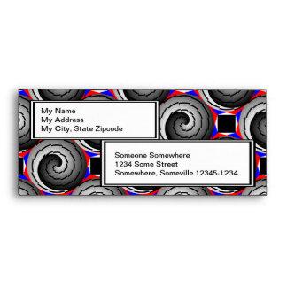 Double Yin Yang Spiral Envelopes