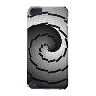 Double Yin Yang Spiral iPod Touch 5G Case