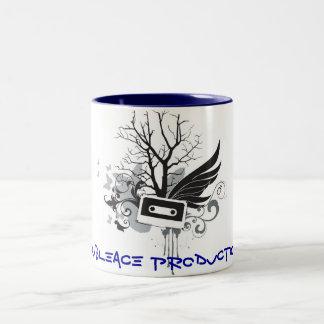DoubleAce Productions, DoubleAce Productions Two-Tone Coffee Mug
