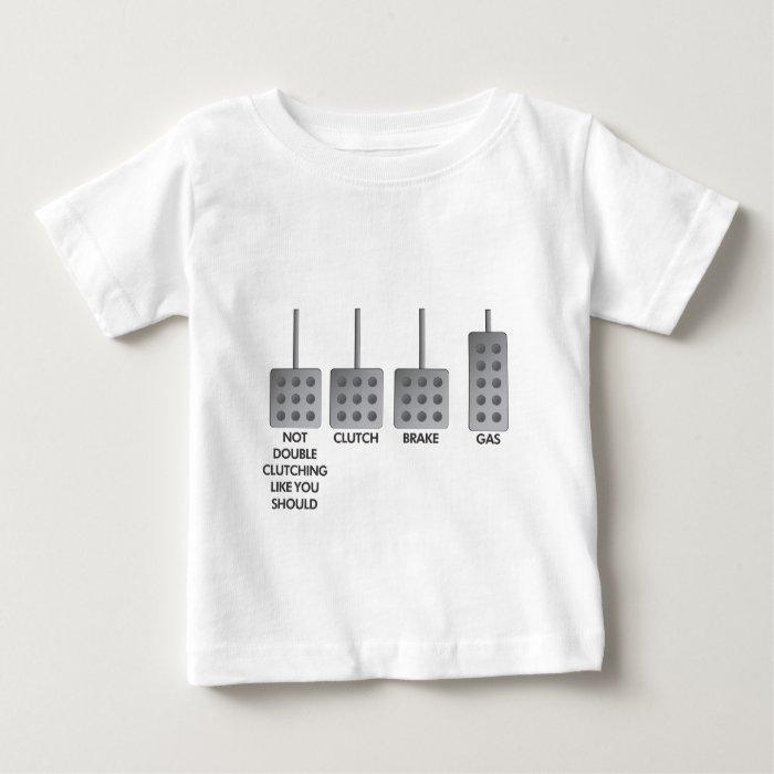 DoubleClutching.ai Baby T-Shirt