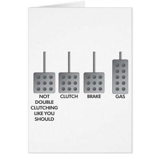 DoubleClutching.ai Card