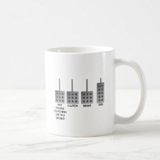 DoubleClutching.ai Coffee Mug