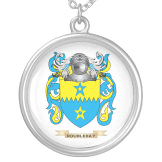 Doubleday Coat of Arms Custom Necklace