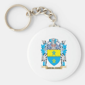 Doubleday Coat of Arms - Family Crest Key Chains