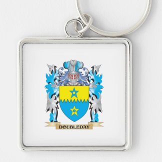Doubleday Coat of Arms - Family Crest Keychain