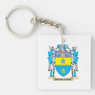 Doubleday Coat of Arms - Family Crest Keychains