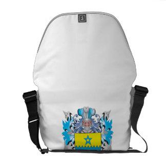 Doubleday Coat of Arms - Family Crest Messenger Bag