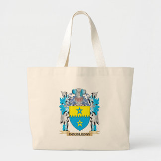 Doubleday Coat of Arms - Family Crest Tote Bag
