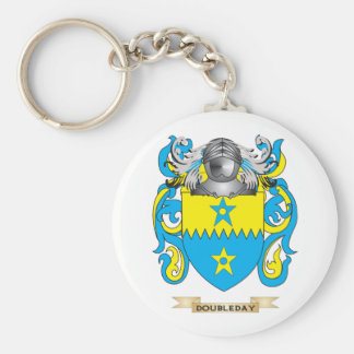 Doubleday Coat of Arms Key Chains