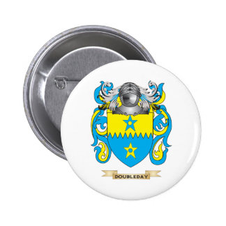 Doubleday Coat of Arms Pins