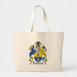 Doubleday Family Crest Tote Bags