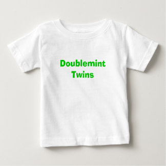Doublemint Twins Baby T-Shirt