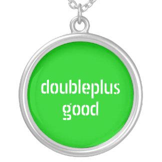 doubleplusgood necklace