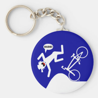DOUBLES DUDE-50 KEYCHAIN