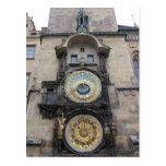 """""""doubt thou the stars are fire"""" Astronomical Clock Postcard"""