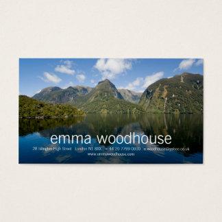 Doubtful Sound Business Card