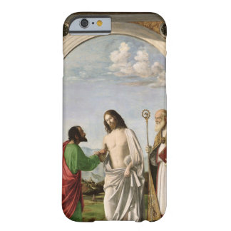 Doubting Thomas with St. Magnus, c.1504-05 Barely There iPhone 6 Case