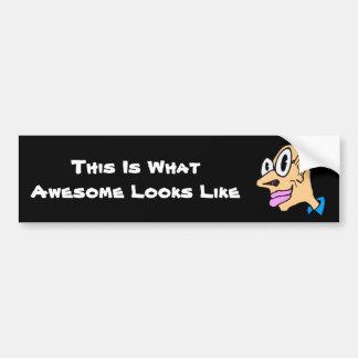 Doubtless Car Bumper Sticker