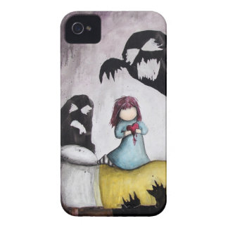 """""""Doubts...They Get The Best Of Me"""" iPhone case"""