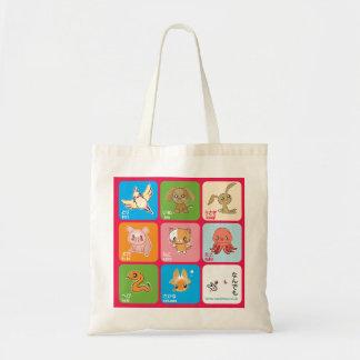 Doubutsu - manga style animals Bag
