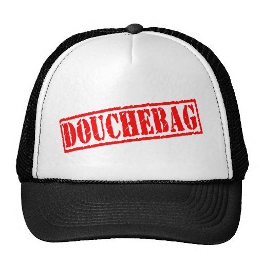 Douchebag Trucker Hat