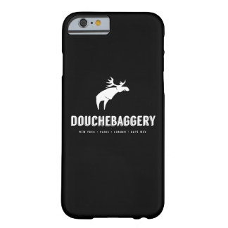 Douchebaggery iPhone 6 Slim Case