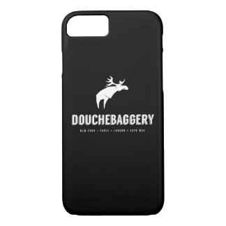 Douchebaggery iPhone 7 Slim Case