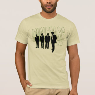 Douchebags Wear Suits T-Shirt