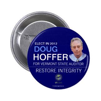 Doug HOFFER para el interventor 2012 del estado de Pins