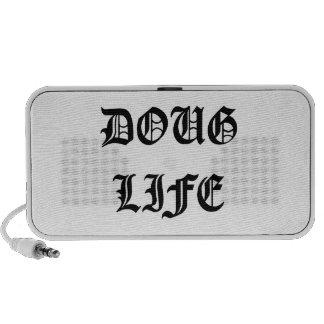 Doug Life Travelling Speakers