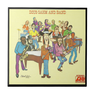 Doug Sahm And Band Tiles