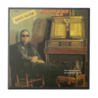 Doug Sahm Juke Box Music Tile