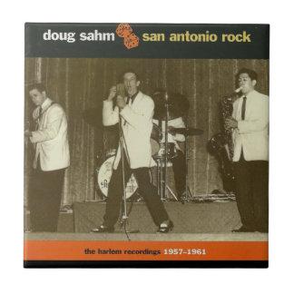 Doug Sahm San Antonio Rock Tiles