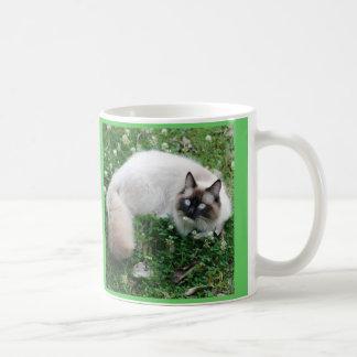 Dougal Amongst the Clover Coffee Mug