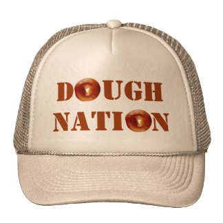 Dough Nation Trucker Hats