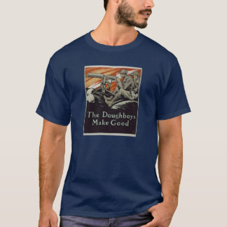 Doughboys in the Great War T-Shirt