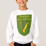 Dougherty 1798 Flag Shield Sweatshirt