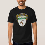 Dougherty Coat of Arms (Mantled) Tee Shirt