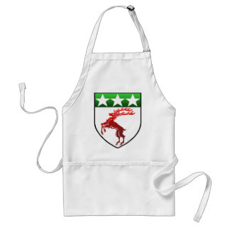Dougherty crest adult apron