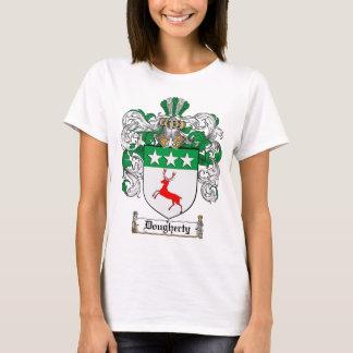DOUGHERTY FAMILY CREST -  DOUGHERTY COAT OF ARMS T-Shirt