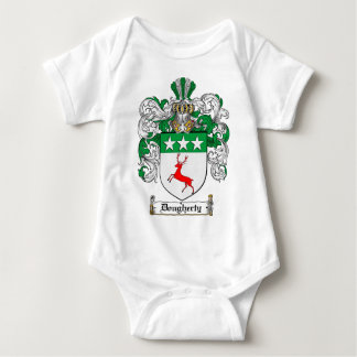 DOUGHERTY FAMILY CREST -  DOUGHERTY COAT OF ARMS T SHIRTS
