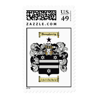 Dougherty Postage Stamps