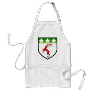 DOUGHERTY SHIELD ADULT APRON