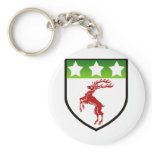 DOUGHERTY SHIELD KEYCHAIN