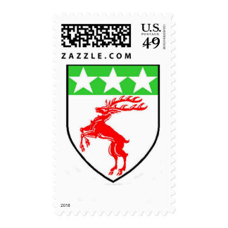 DOUGHERTY SHIELD STAMPS